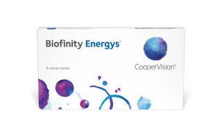 Lentilles Biofinity Biofinity Energys 6 unidades