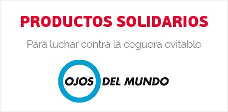 Productos solidarios para luchar contra la ceguera evitable