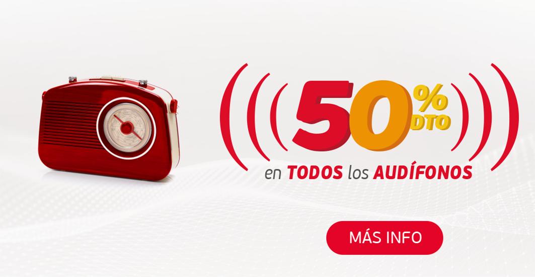 50 audífonos
