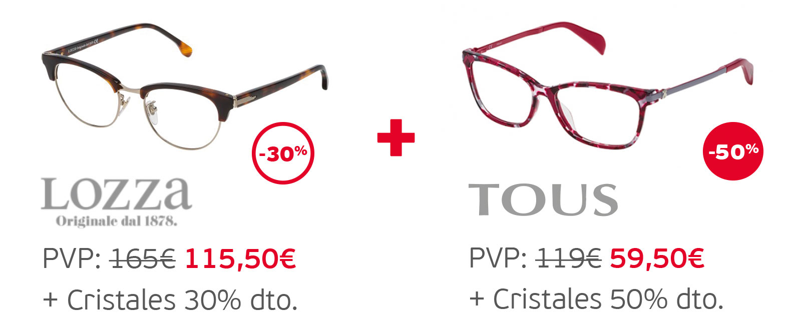Gafas Plan Duo