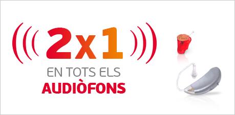 2x1 audiofons