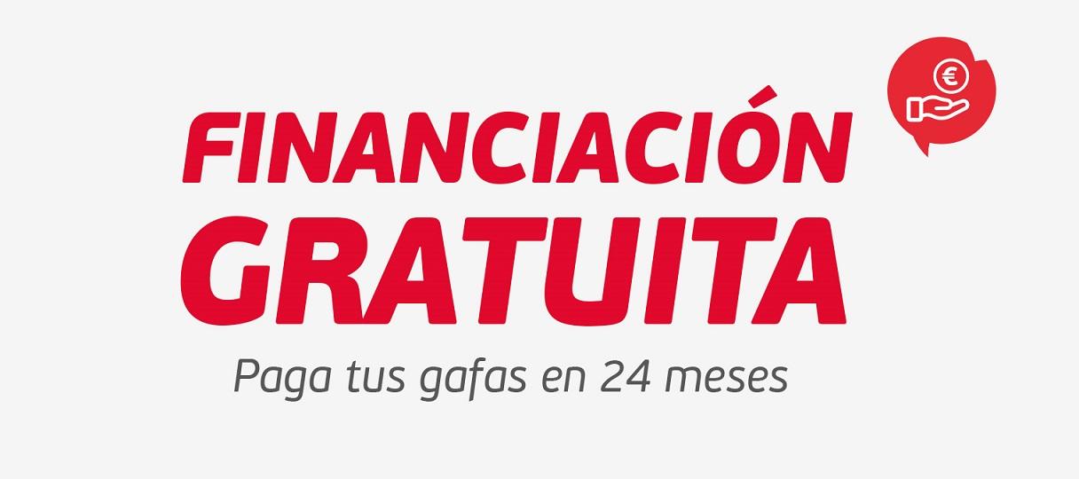 Financiación gratuita