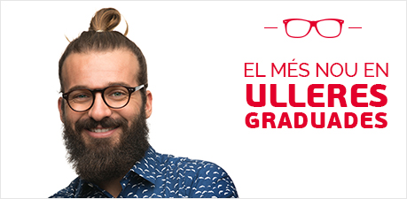 Tria unes ulleres graduades